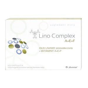 LinoComplex A + E + F, kapsułki, 60 szt. / (Ziololek)