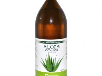 Aloes, sok z aloesu, 1000 ml / (Alter Medica)