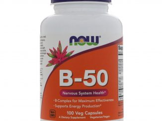 B-50, 100 Veg Capsules (Now Foods)