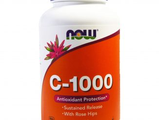C-1000, 250 Tablets (Now Foods)