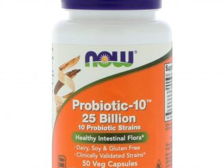 Probiotic-10, 25 Billion, 50 Veg Capsules (Now Foods)