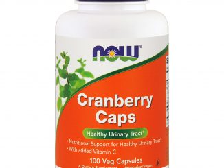 Cranberry Caps, 100 Veg Capsules (Now Foods)