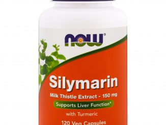 Silymarin, Milk Thistle Extract, 150 mg, 120 Veg Capsules (Now Foods)