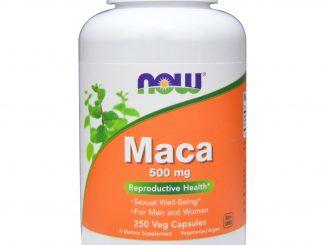 Maca, 500 mg, 250 Veg Capsules (Now Foods)