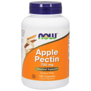 Apple Pectin, 700 mg, 120 Capsules (Now Foods)