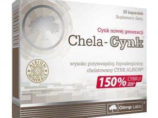 Olimp Chela-Cynk, kapsułki, 30 szt. / (Olimp Laboratories)