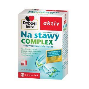 Doppelherz aktiv Na stawy COMPLEX, kapsułki, 60 szt. / (Queisser)