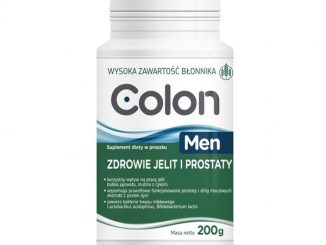 Colon C Men, proszek, 200 g / (Orkla Care)