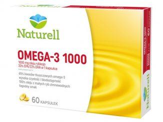 Naturell Omega-3 1000, kapsułki, 60 szt. / (Naturell)