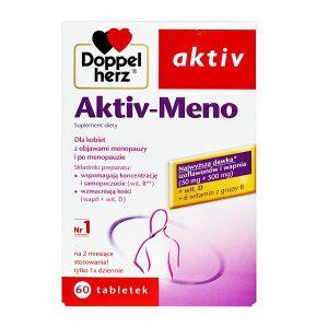 Doppelherz aktiv Aktiv-Meno, tabletki, 60 szt. / (Queisser)