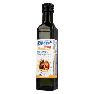 Vibovit Tran Norweski, płyn, 250 ml / (Teva)