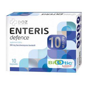 Enteris defence, kapsułki, 10 szt. / (Doz)