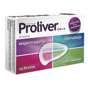 Proliver, tabletki, 30 szt. / (Aflofarm)