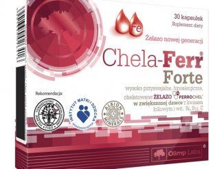 Olimp Chela-Ferr Forte, kapsułki, 30 szt. / (Olimp Laboratories)