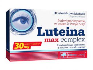 Olimp Luteina Max-Complex, tabletki powlekane, 30 szt. / (Olimp Laboratories)