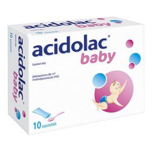 Acidolac Baby, proszek, 1,5 g, 10 saszetek / (Medana)