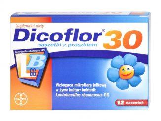 Dicoflor 30, proszek, 12 saszetek / (Siit)