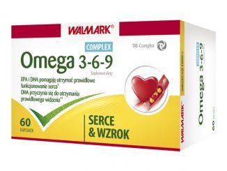 Omega 3-6-9, kapsułki, 60 szt. / (Walmark)