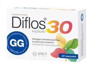 Diflos 30, kapsułki, 30 szt. / (Smart Pharma)