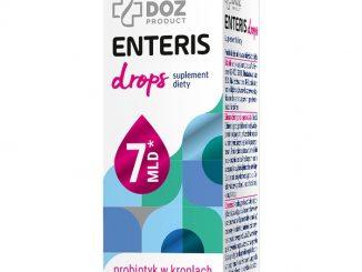 Enteris drops, krople, 5 ml / (Doz)