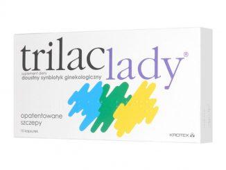 Trilac lady, kapsułki twarde, 10 szt. / (Krotex)