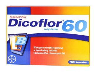 Dicoflor 60, kapsułki, 10 szt. / (Siit)