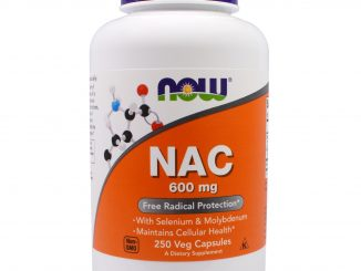 NAC, 600 mg, 250 Veg Capsules (Now Foods)