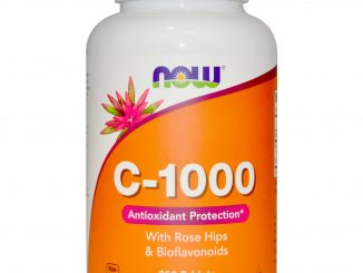 C-1000, With Rose Hips and Bioflavonoids, 250 Tablets (Now Foods)