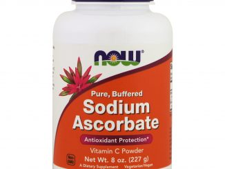 Sodium Ascorbate, Powder, 8 oz (227 g) (Now Foods)