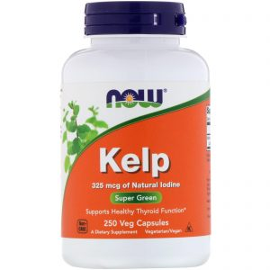 Kelp, 250 Veg Capsules (Now Foods)