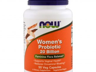 Woman's Probiotic 20 Billion, 50 Veggie Caps (Now Foods)