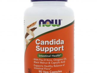 Candida Support, 90 Veg Capsules (Now Foods)