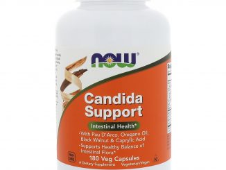 Candida Support, 180 Veg Capsules (Now Foods)