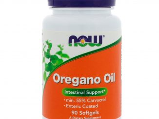 Oregano Oil, 90 Softgels (Now Foods)