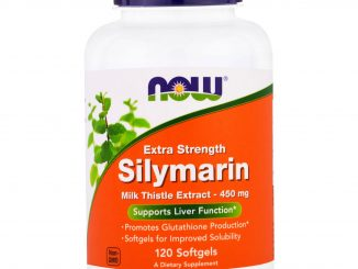 Silymarin, Extra Strength, 120 Softgels (Now Foods)