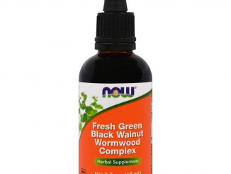 Fresh Green Black Walnut Wormwood Complex, 2 fl oz (60 ml) (Now Foods)