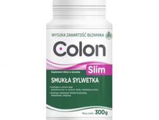 Colon Slim, proszek, 300 g / (Orkla Care)