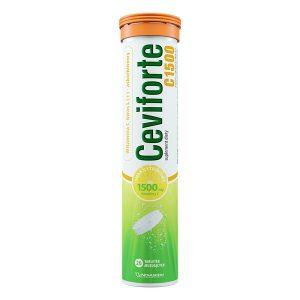 Ceviforte C 1500, tabletki musujące, 20 szt. / (Novascon Pharmaceuticals)