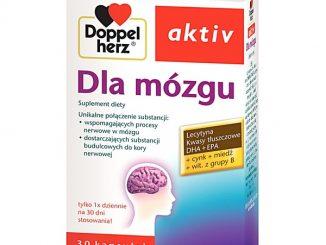 Doppelherz aktiv Dla mózgu, kapsułki, 30 szt. / (Queisser)