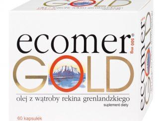 Ecomer Gold, 500 mg, kapsułki, 60 szt. / (Krotex)