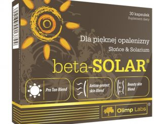 Olimp Beta-Solar, kapsułki, 30 szt. / (Olimp Laboratories)