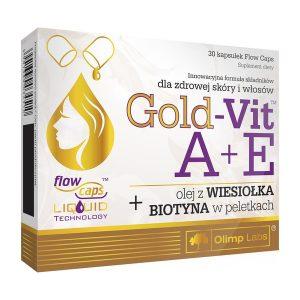 Olimp Gold Vit A+E, kapsułki, 30 szt. / (Olimp Laboratories)