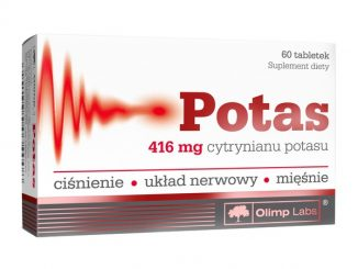 Olimp Potas, tabletki, 60 szt. / (Olimp Laboratories)