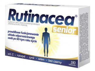 Rutinacea Senior, tabletki, 180 szt. / (Aflofarm)