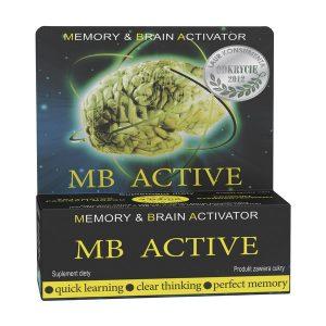 MB Active, tabletki, 20 szt. / (Uniphar)