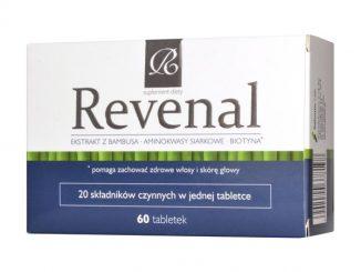 Revenal, tabletki powlekane, 60 szt. / (Laboratories Salvum)