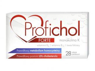 Profichol Forte, tabletki powlekane, 28 szt. / (Natur Produkt Pharma)