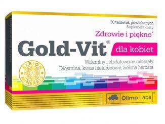 Olimp Gold-Vit dla kobiet, tabletki powlekane, 30 szt. / (Olimp Laboratories)