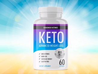KETO Advanced Weight Loss (Exogenous Ketones)
