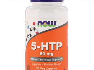5-HTP, 50 mg, 90 Veg Capsules (Now Foods)